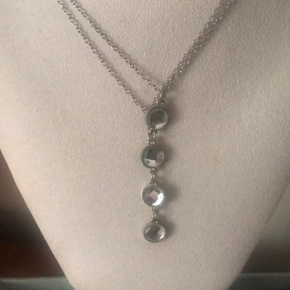 Charming Charlie Jewelry - Silver necklace